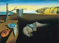 Salvator Dali, la persistance de la mémoire, 1931