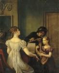 Francois, Pierre Joseph Celestin (1759-1851) - Musical trio