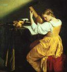 Orazio Gentileschi, (1563-1639) - la luthiste, 1626