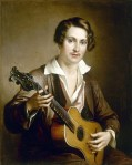Tropinin, Vasily Andreievich (1776-1857) - The Guitar Player, 1838