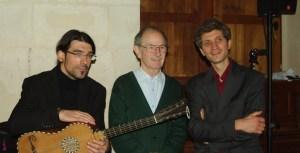 "Avecanthony chudeau, directeru musical du festival ""Destination guitare"""