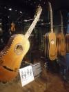 guitare baroque, musée de la musique, Paris