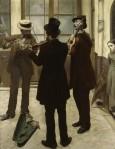 Bartholome, Albert (1848-1928) - Les Musiciens, Musee du Petit-Palais, Paris
