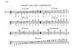 résumé des sons harmoniques naturels déterminés par Sor