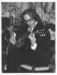José de tourris en concert au début des années 1970